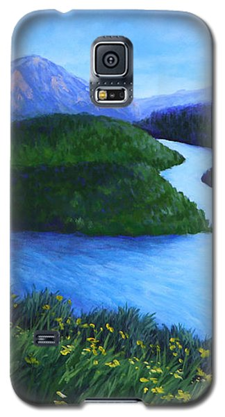 The Mountains Beyond Galaxy S5 Case by Penny Birch-Williams