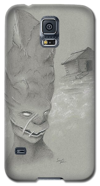 The Mummy Aka Uncle Ned Galaxy S5 Case