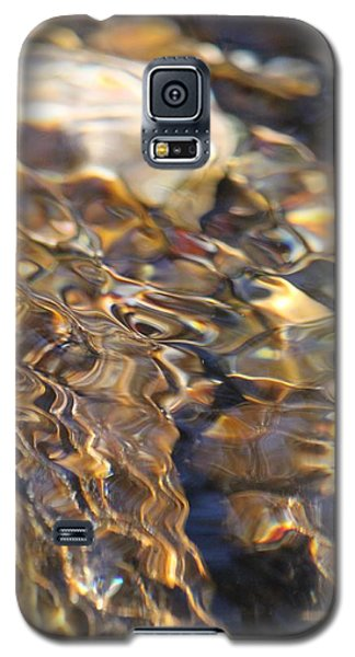 The Music And Motion Of Water Galaxy S5 Case