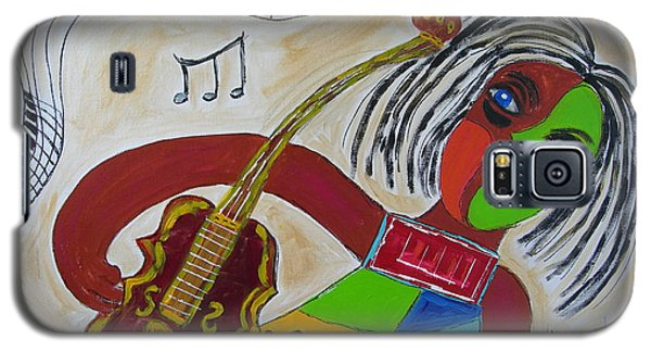 The Music Practitioner Galaxy S5 Case by Sharyn Winters