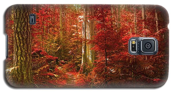 The Mystic Forest Galaxy S5 Case by Tara Turner