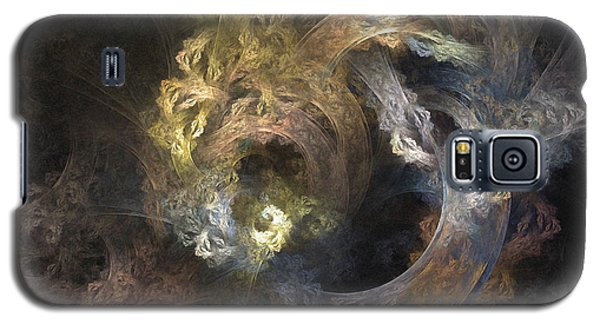 The Mystical Garden - Surrealism Galaxy S5 Case