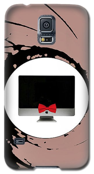 The Names Mac... Imac Galaxy S5 Case by ISAW Gallery