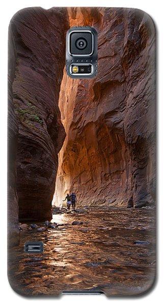 The Narrows 4 Galaxy S5 Case