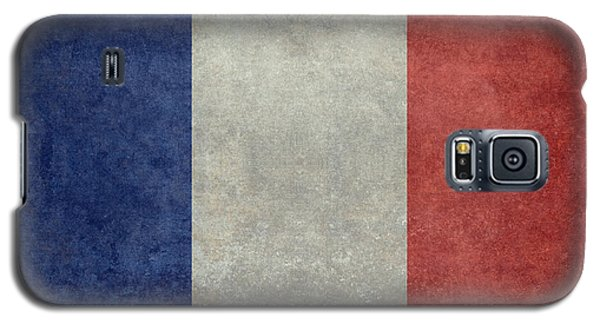 The National Flag Of France Galaxy S5 Case by Bruce Stanfield