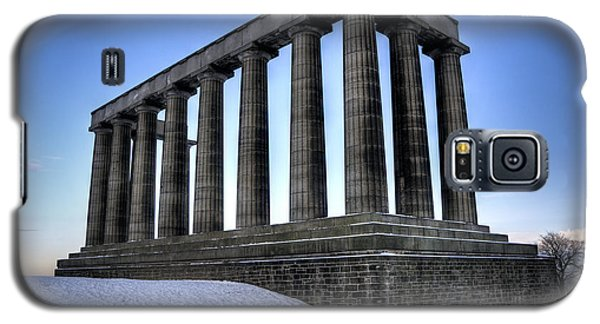 The National Monument Galaxy S5 Case by Ross G Strachan