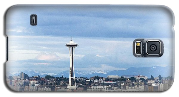 The Needle In Seattle Wa Galaxy S5 Case