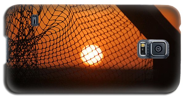 The Netted Sun Galaxy S5 Case