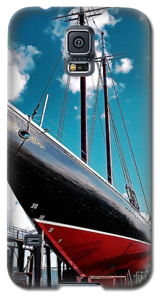 The New Blue Nose II 2013 Galaxy S5 Case by Patricia L Davidson