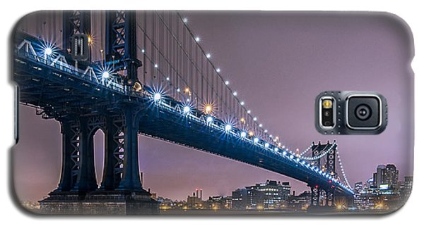 Galaxy S5 Case featuring the photograph The Night B4 Christmas  by Anthony Fields