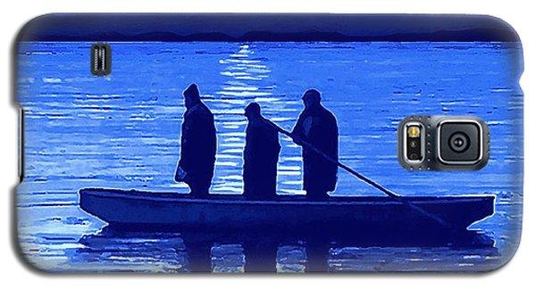 The Night Fishermen Galaxy S5 Case