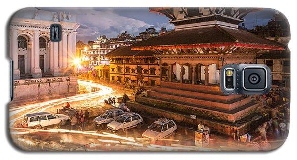 The Nights Of Stunning Kathmandu Galaxy S5 Case