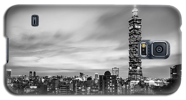 The Nights Of Taipei Galaxy S5 Case