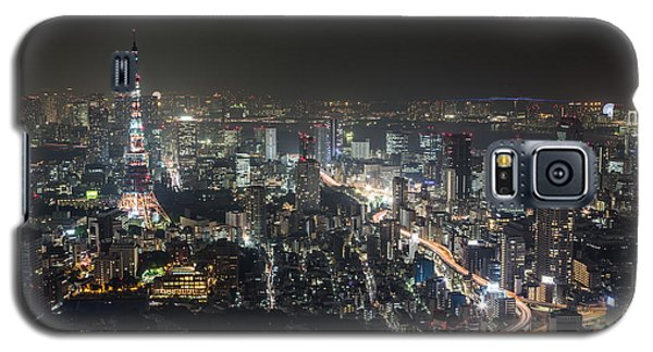 The Nights Of Tokyo Galaxy S5 Case