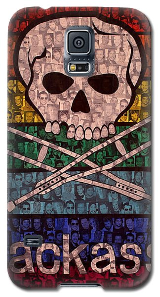 The Nine Stooges Galaxy S5 Case