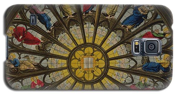 The North Window Galaxy S5 Case by William Johnstone White