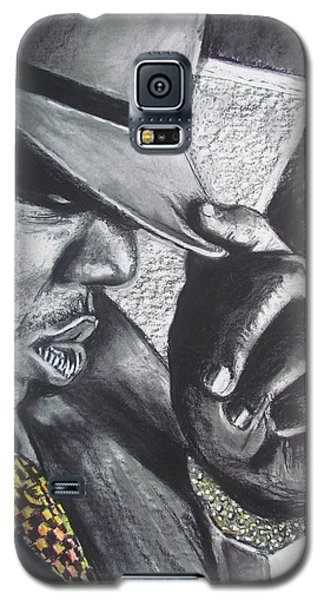 The Notorious B.i.g.  Galaxy S5 Case by Eric Dee