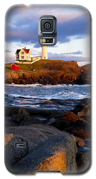 The Nubble Lighthouse Galaxy S5 Case by Steven Ralser