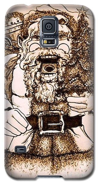 The Nutcracker Galaxy S5 Case