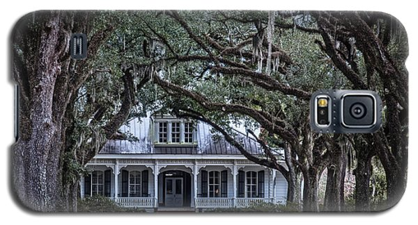 The Oaks Plantation Galaxy S5 Case by Andy Crawford