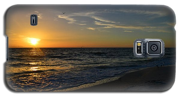 The Ocean Galaxy S5 Case