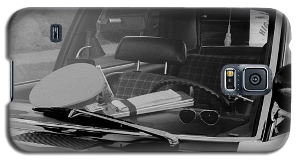 The Office On Wheels Galaxy S5 Case