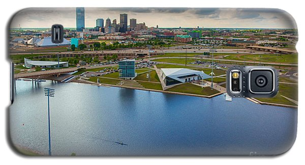 The Oklahoma River Galaxy S5 Case