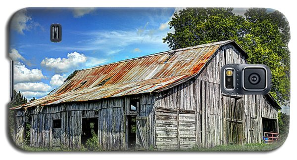 The Old Adkisson Barn Galaxy S5 Case