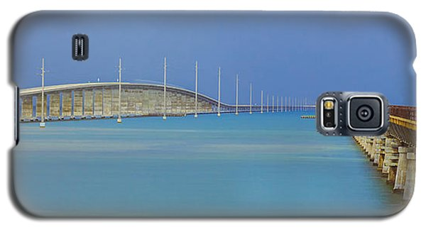 The Old- And New 7 Mile Bridge Galaxy S5 Case