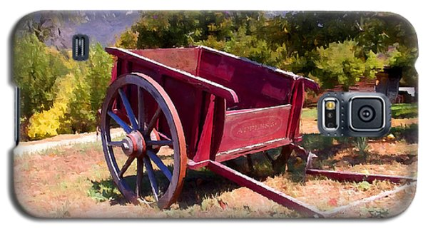 The Old Apple Cart Galaxy S5 Case
