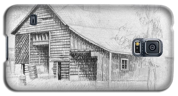 The Old Barn Galaxy S5 Case