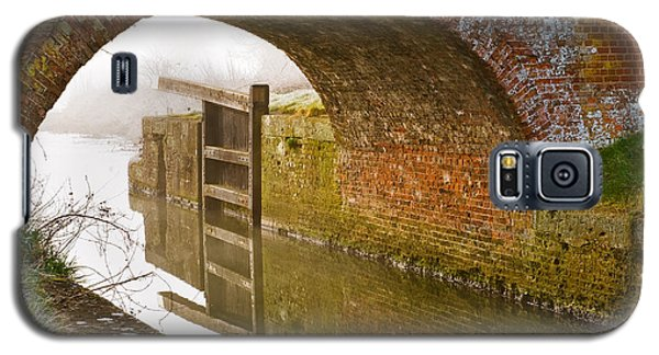 The Old Bridge And Lock Gates Galaxy S5 Case