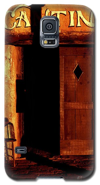 The Old Cantina Galaxy S5 Case by Paul W Faust -  Impressions of Light