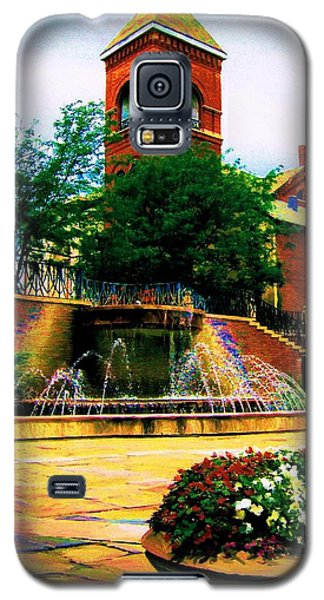The Old Church Galaxy S5 Case by P Dwain Morris