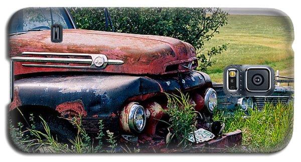 The Old Farm Truck Galaxy S5 Case