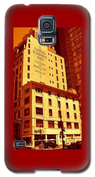 The Old Good Days In Manhattan Galaxy S5 Case