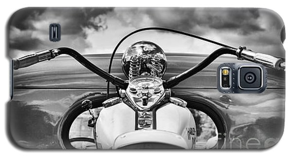 The Old Harley Monochrome Galaxy S5 Case