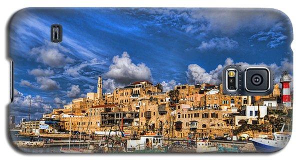 the old Jaffa port Galaxy S5 Case