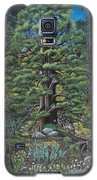 The Old Juniper Tree Galaxy S5 Case