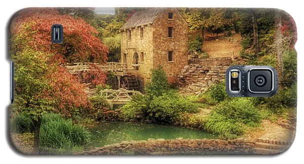 The Old Mill In Autumn - Arkansas - North Little Rock Galaxy S5 Case