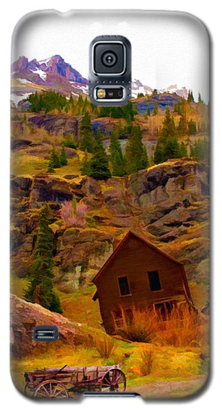 The Old Miners House Galaxy S5 Case