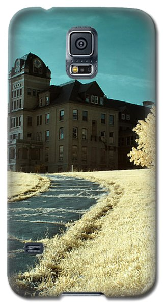 The Old Odd Fellows Home Color Galaxy S5 Case