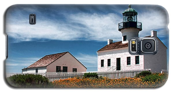 The Old Point Loma Lighthouse By Diana Sainz Galaxy S5 Case