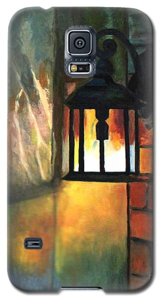 The Old Porch Light Galaxy S5 Case
