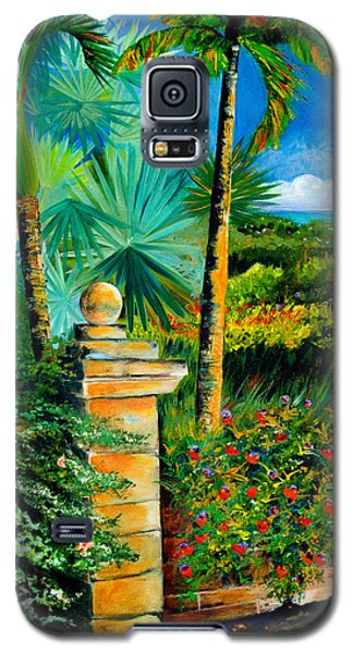 The Old Post In Key West Galaxy S5 Case