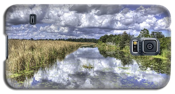 The Old Rice Fields Galaxy S5 Case