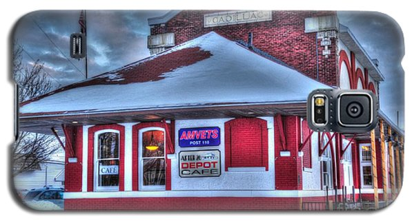 The Old Train Station Galaxy S5 Case by Terri Gostola
