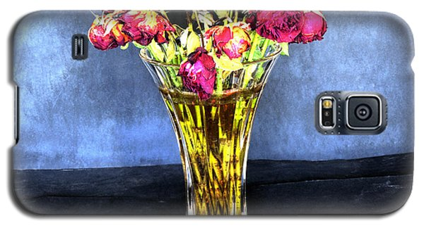 Galaxy S5 Case featuring the photograph The Old Vase by Marwan Khoury