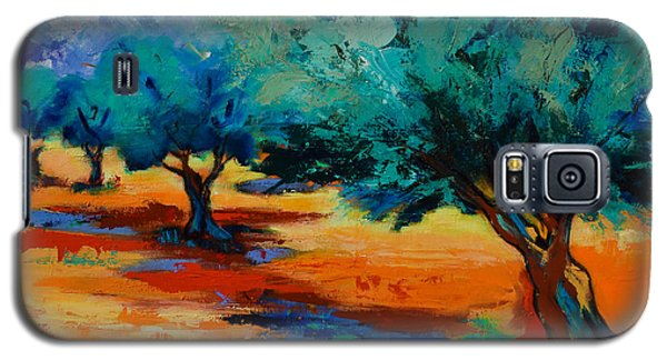 The Olive Trees Dance Galaxy S5 Case