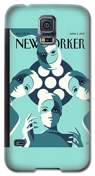 The Operating Theatre Galaxy S5 Case